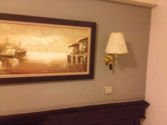 Laleli Gonen Hotel: chambre