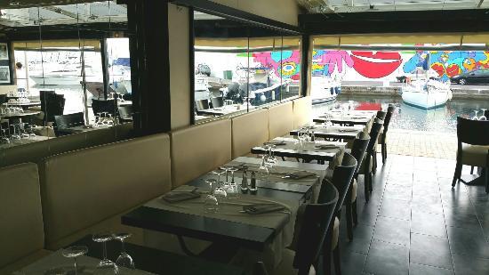 Francesco nouvelle adresse au port santa lucia saint rapha l photo de francesco ristorante - Restaurants port santa lucia saint raphael ...