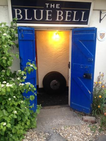 The Blue Bell Inn: You're welcome