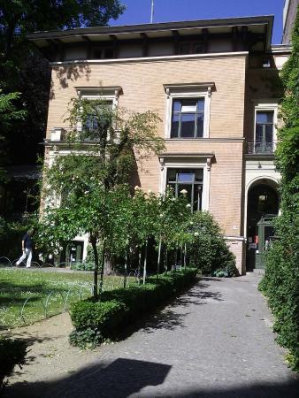 muesli photo de cafe wintergarten in literaturhaus berlin berlin tripadvisor. Black Bedroom Furniture Sets. Home Design Ideas