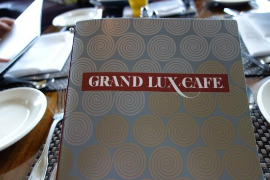 Grand Lux Cafe Cherry Hill Nj Reservations