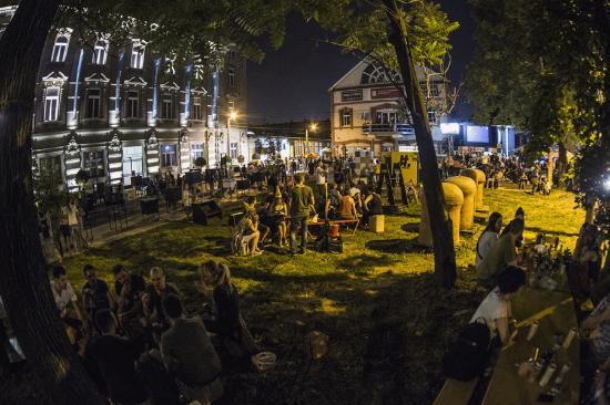 Photo of Nightclub Mikser Beograd at Karadjordjeva 46, Belgrade 11000, Serbia