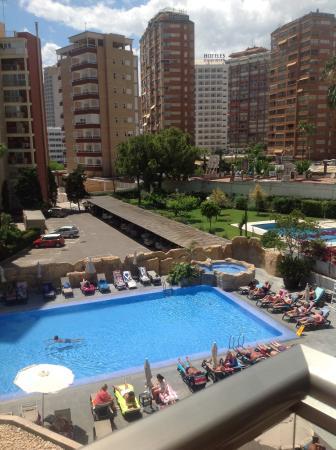 Sandos Monaco Beach Hotel Spa Pool