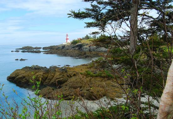 East Quoddy Lighthouse Head Campobello Island Canada