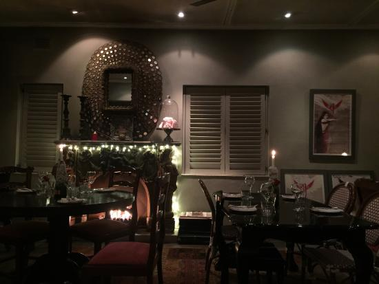 Grand Africa: Grand Cafe & Room