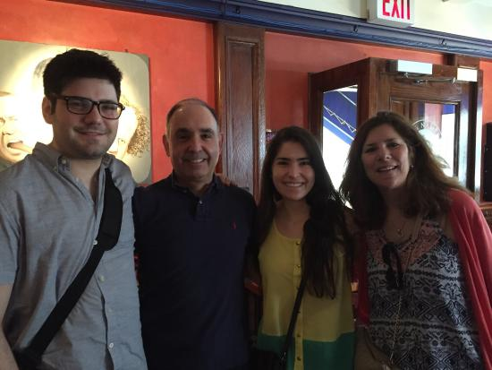 Faces and Names: Went for Fathers Day brunch