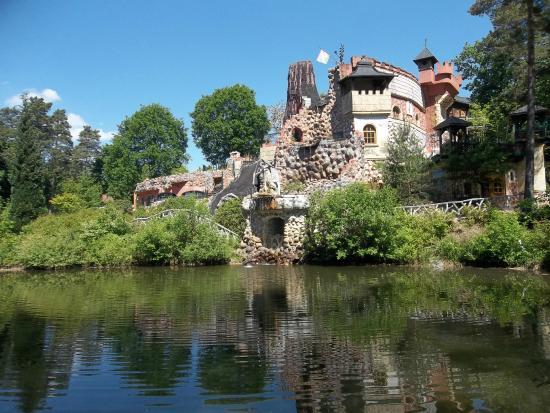 Bispingen, Alemanha: Blick vom Park aus