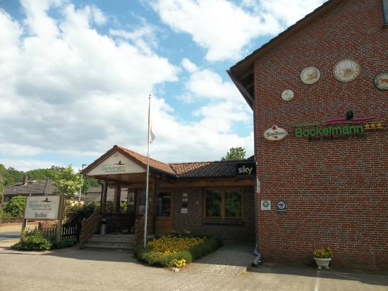 Hotel Bockelmann: Hausansicht vorn
