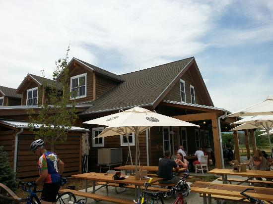 Farm House Restaurant At Breckenridge Brewery Littleton
