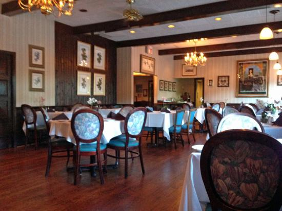 Courtine S Restaurant Stuart Menu Prices Reviews Tripadvisor