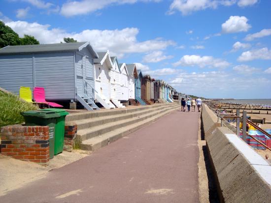 Frinton On Sea Beach Beach Huts