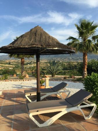 Dos Iberos Luxury Bed & Breakfast: Zicht op de omgeving