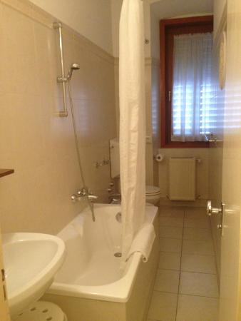 Hotel Abbazia: Bagno