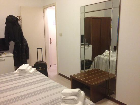 Hotel Abbazia: Camera matrimoniale