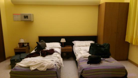 Hotel Martello: Twin Room