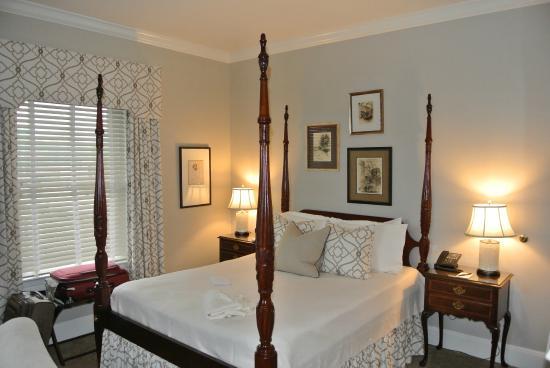 Bernards Inn: Room 18 - really very nice