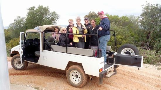 Alsafari Jeep Tours