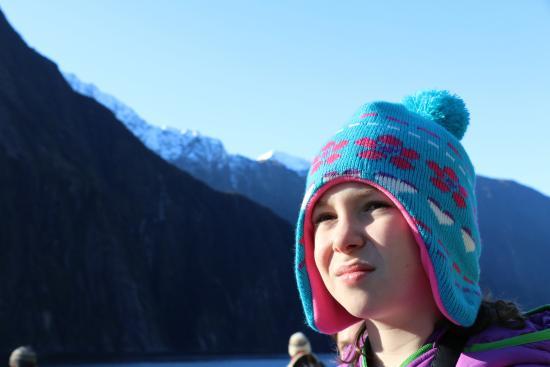 Queenstown, New Zealand: On Milford Sound