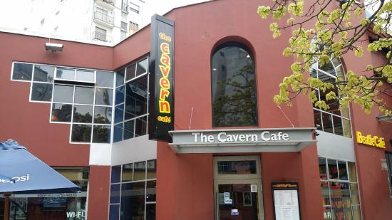 ‪The Cavern Cafe‬