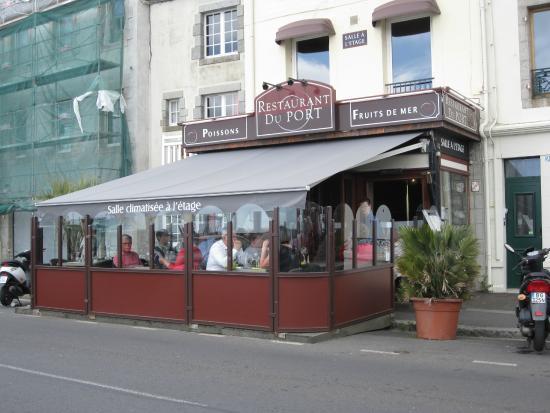 acces ext 233 rieur photo de restaurant du port granville tripadvisor