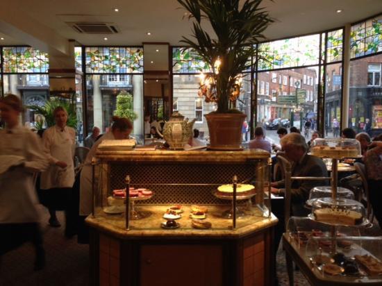 Harlow Carr Bettys Tea Rooms