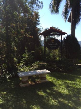 Pousada Serra da India: Entrance