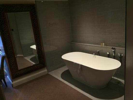 Free Standing Bath - Picture of Radisson Blu Edwardian Mercer Street ...