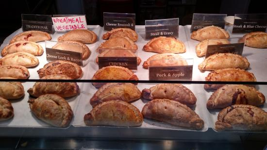 Hanley's Cornish Pasties