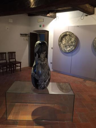 Podesteria di Michelangelo: Bellissime opere in esposizione