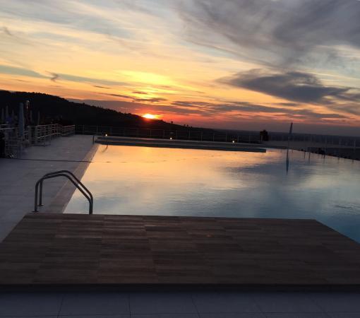 Diversi sfondi del tramonto in Pianderna