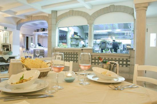 La Cucina a Vista - Picture of L\'Ostrica Ubriaca Restaurant, Golfo ...