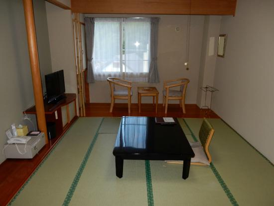 Ginsenkaku: 和室