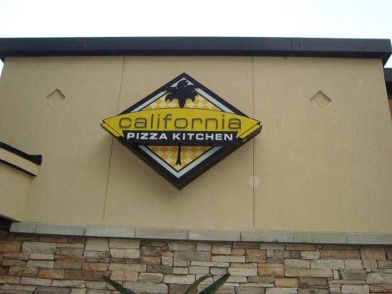 California Pizza Kitchen: Muito bom.