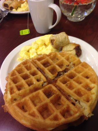 Haworth Inn & Conference Center: Delicious breakfast