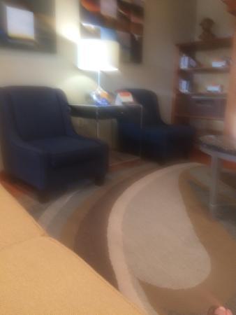 كانتري إن آند سويتس باي كارلسون: Lounge area