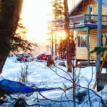 Alaska All Terrain Tours - Day Tours: What a sunrise!!