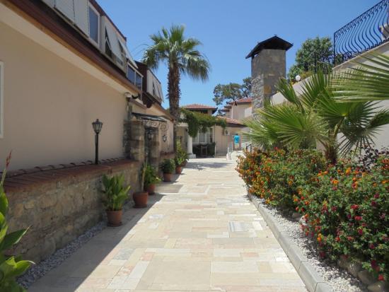 St.Nicholas Park Hotel: grounds