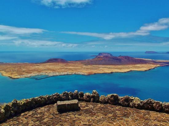 Mirador del Rio: Der Aussichtspunkt auf Lanzarote