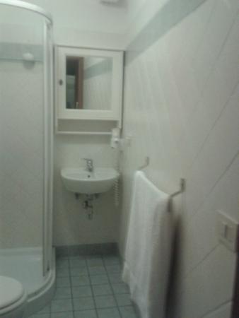 Chiazza: Banheiro