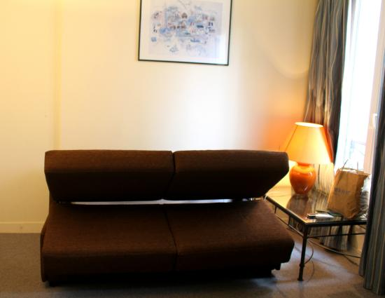 Residence le St. Germain : Sofa Bed