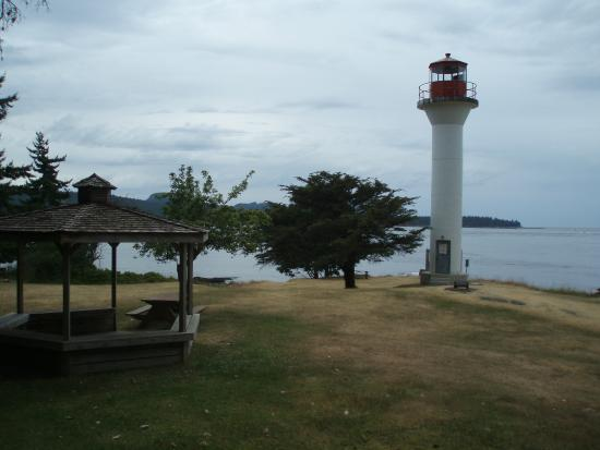 Mayne Island, Canada: Current Lighthouse