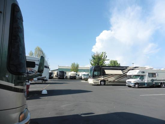 Konocti Vista Casino Resort & Marina: RV Park