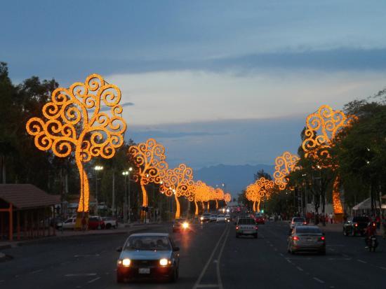 Managua Department, Nicaragua: Avenida Bolivar Managua Nicaragua