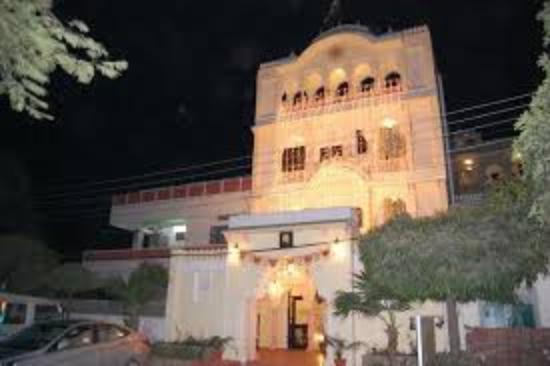 Hotel Utsav Niwas : utsav niwas looking pic