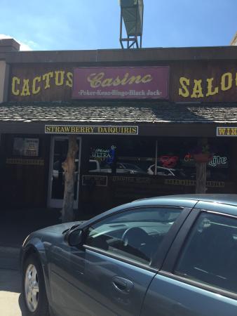 Cactus Cafe & Lounge: Exterior