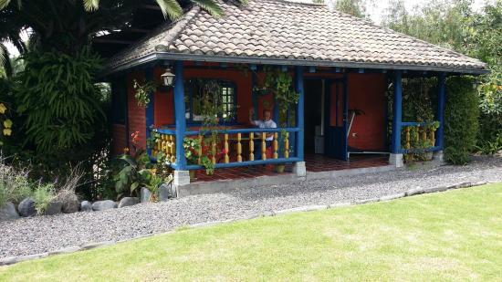 B&B Tumbaco: Cottage 2 @ Tumbaco B&B
