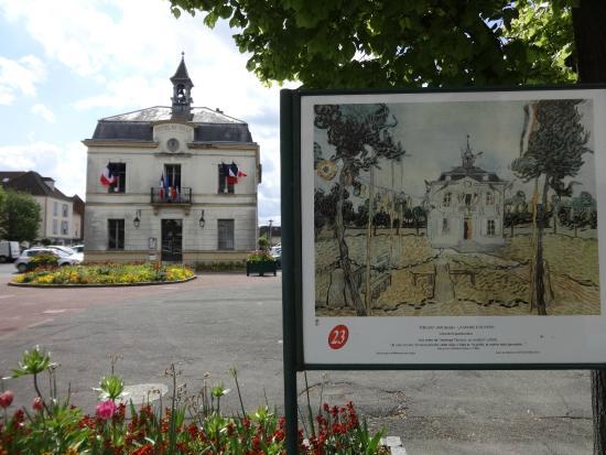 Prefeitura picture of maison auberge de van gogh for Auberge maison gagne tripadvisor