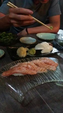 Salmon Belly - Picture of Hakumai Sushi and Omakase ...