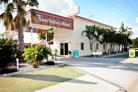 Sun Valley Motel, Hotels in Biloela