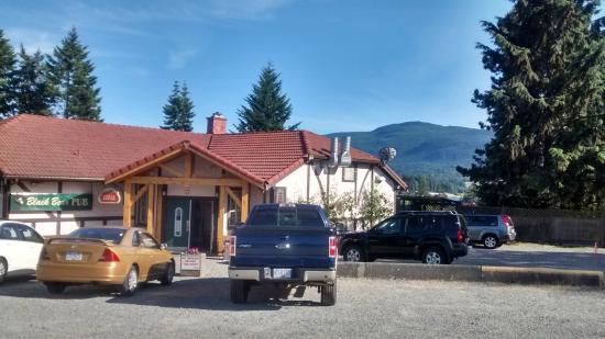 The Black Bear Pub Nanaimo